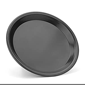 JIngwy Round Baking Pans Set 5 Sizes Available Nonstick Suit for Pizza Cake Pie Cookies 6 Inch, 7 Inch, 8 Inch, 9 Inch, 10 Inch