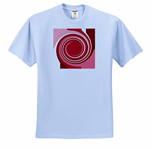 russ-billington-designs-red-and-white-swirly-whirlpool-abstract-t-shirts-youth-light-blue-t-shirt-la