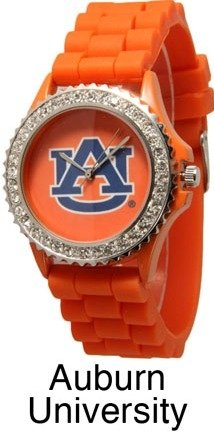 Collegiate Watch, Auburn University, Orange, Bling Bling for Women at Amazon.com