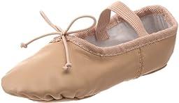 Dance Class B400 Leather Ballet Shoe (Toddler/Little Kid),Pink,6.5 M US Toddler