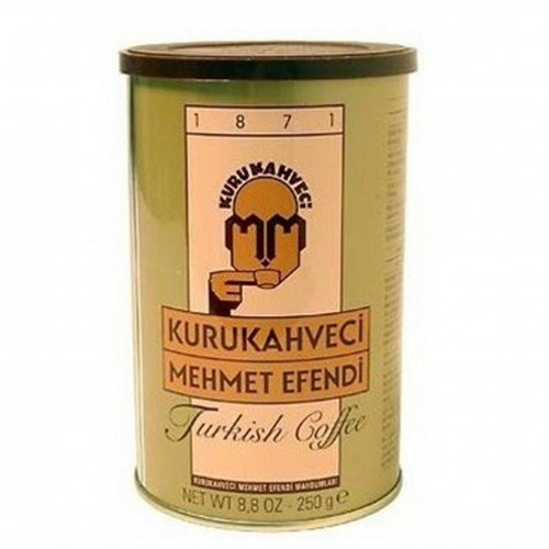 Turkish Ground Coffee, Mehmet Efendi, 500G