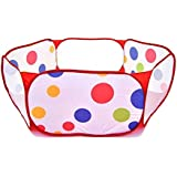 Generic New Children Folding Ocean Balls Pit Holder Portable Outdoor Indoor Fun Play Toy Tent House Hut Ball Pool...