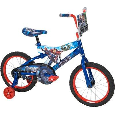 16-Inch Huffy Avengers Boys Bike