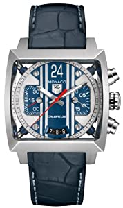 TAG Heuer Monaco 24 Steve McQueen Chronograph Automatic Mens Watch CAL5111.FC6299