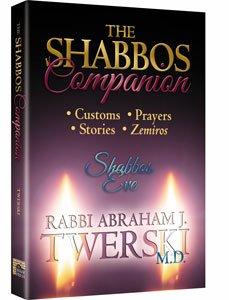 Shabbos Companion: Shabbos Eve