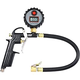 Mighty Seven SB-201 Digital Tire Inflator