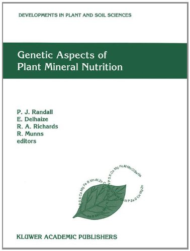 Genetic Aspects of Plant Mineral Nutrition: The Fourth International Symposium on Genetic Aspects of Plant Mineral Nutri