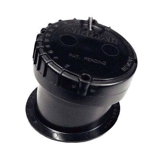 Garmin Plastic In-hull Mount Transducer with Depth (Adjustable, 8-Pin) - Airmar P79 010-10327-20