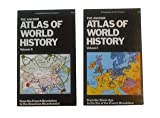 img - for The Anchor Atlas Of World History: Volume I; From the Stone Age to the Eve of the French Revolution & Volume II; From the French Revolution to the American Bicentennial (Volumes I & II) book / textbook / text book