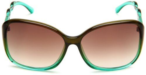 Spy Optic Womens Fiona 670299552044 Butterfly Sunglasses,Mint Chip Fade Frame/Bronze Fade Lens,One S..