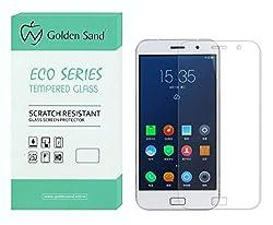 "Golden Sand for Lenovo Zuk Z1 [ Perfect Fit ] Golden Sandâ""¢ Eco Series Tempered Glass"