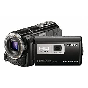 Review the Problem of the Sony HDR-PJ30V Camcorder