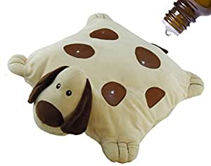 Aromatherapy Animal Pillow : Amazon.com: Doggie - Aroma Pets Aromatherapy (Essential Oils) & LED Night Light - Kids Pillow ...