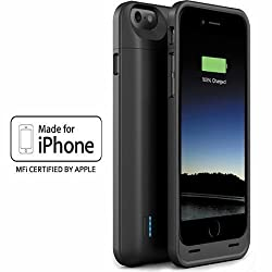 ZAAP ACTIV iPhone 6/6S Battery Case/Charging case [MFi Certified by APPLE] 3100 mAh Slim power bank, Award Winning Design