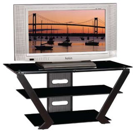 Get Price For Tv Stand In Black Finish ADS50019