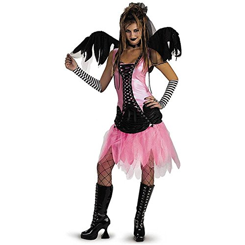 Graveyard Fairy Teen Costume - Teen (7-9)