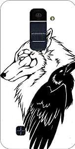 FotoAdda Designer High Quality Printed Phone Case /Cover for LG K10