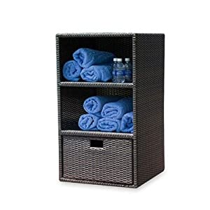 Amazon.com: Source Outdoor Zen Towel Storage, Standard: Patio ...