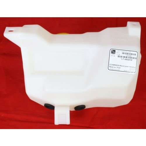 Jeep Grand Cherokee 93-95 Windshield Washer Tank, Fluid, W/O Level Indicator front-295981
