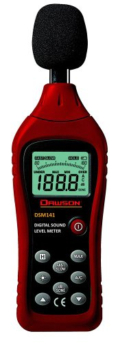 Dawson Dsm141 Digital Sound Meter