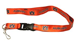 Click here to buy NCAA Auburn Tigers Lanyard by PSG.