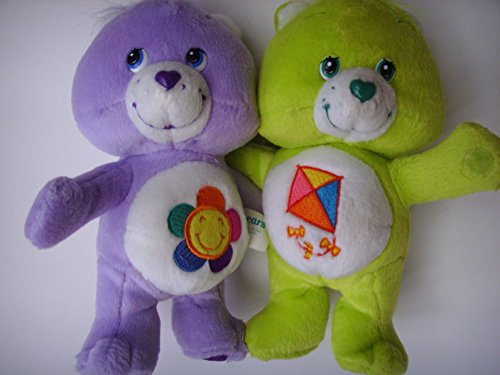Care Bears Cuddle Pairs Harmony Bear & Do Your Best Bear Plush (Vt Teddy Bear compare prices)