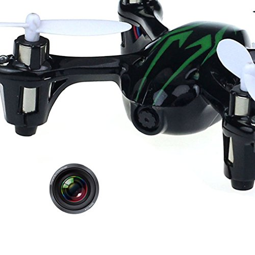 Towallmark X6 H107C 2.4G 4Ch 6 Axis Gyro Rc Quadcopter With Camera Green