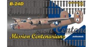 Eduard EDK2111 Liberator B-24D B24 1:72 Limited Edition Plastic Kit