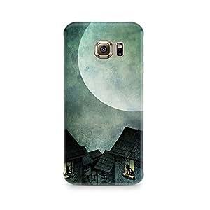 Mobicture House Premium Designer Mobile Back Case Cover For Samsung S6 Edge Plus