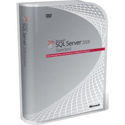 Microsoft SQL Server Standard Edition 2008 (PC)
