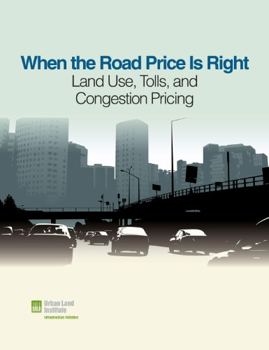 economics essays on congestion pricing Economics of traffic congestion traffic congestion is a growing source of concern and the government is considering a number of measures to reduce it.