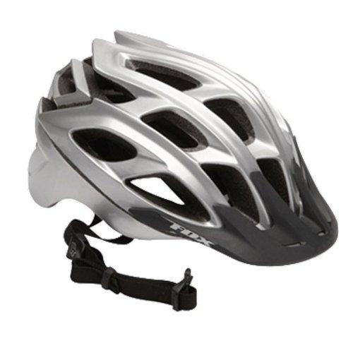 Fox Clothing Striker MTB Helmet 2011 Large/XLarge Silver
