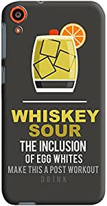DailyObjects Whisky Sour Case For HTC Desire 820