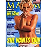 Jaime Pressly Cover - Maxim Magazine - She Wants You (December, 2001)