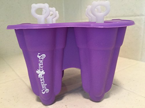 Simpler Treats Popsicle Molds