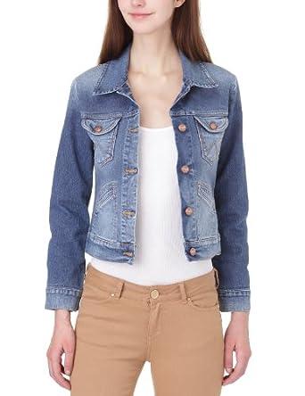 Wrangler Authentic - Veste en jeans - Femme