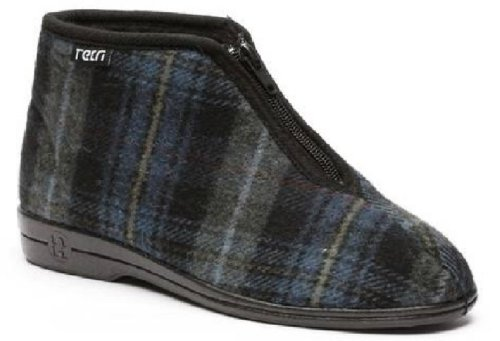 Teva Naot: Dafna Men's Dorm Slipper,41 EU,Blue
