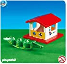 Play House and Crocodile Seesaw