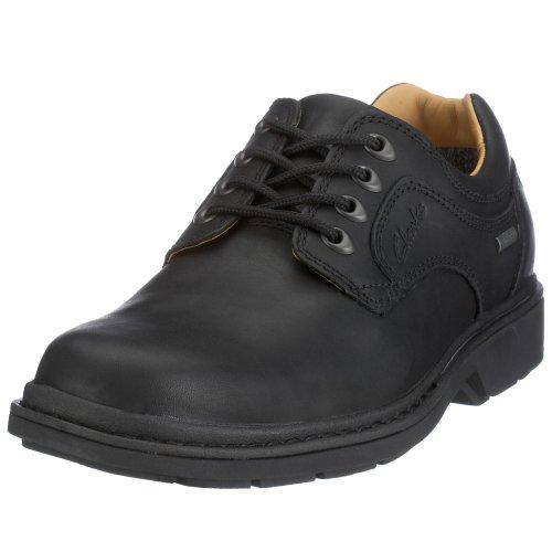 clarks-rockie-lo-gtx-20318607-scarpe-stringate-basse-uomo-nero-schwarz-black-waterproof-43
