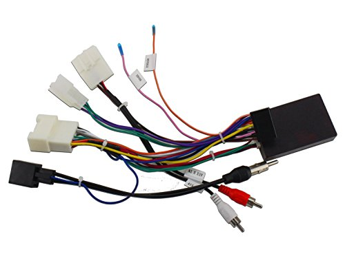 Volsmart Car Stereo System Adapter for Toyota Original JBL Amplifier