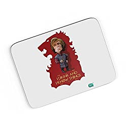 PosterGuy A4 Mouse Pad - Being Indian I Drink And I Know Things | Designed by: Being Indian