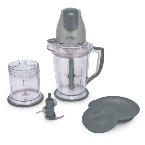 Purchase Ninja QB900B Master Prep Revolutionary Food and Drink Maker, Gray