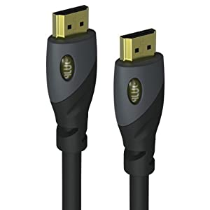 PlugLug HD-300 Series- High-Speed HDMI Cable (6 Feet) Supports Ethernet, 3D, and Audio Return - FullyShielded [Latest Version]