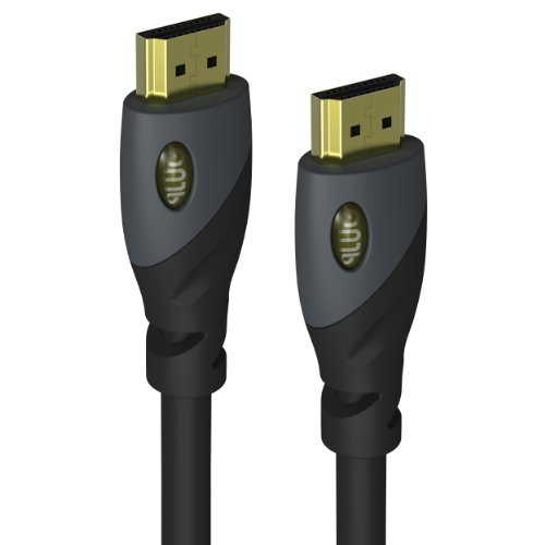 PlugLug HD-300 Series- High-Speed HDMI Cable  Supports Ether