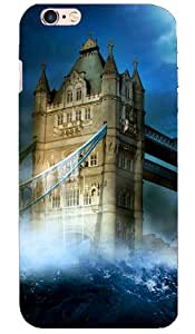 Doyen Creations Printed Back Cover For Apple I phone 6S Plus