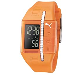 Puma Unisex Active Collection Cardiac Heart Rate Monitor Watch #PU900111004