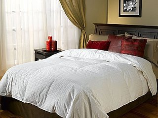 Red King Size Comforter Set front-234554