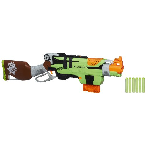 Nerf Zombie Strike SlingFire Blaster (Nerf Made compare prices)