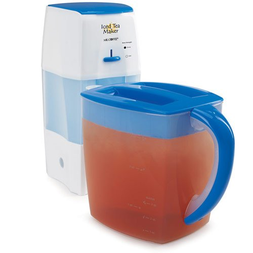 MR COFFEE TM-75 Iced Tea Maker -by-MR COFFEE