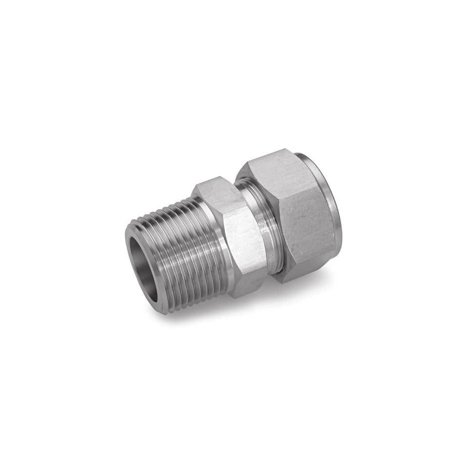 Ham let stainless steel lok compression fitting